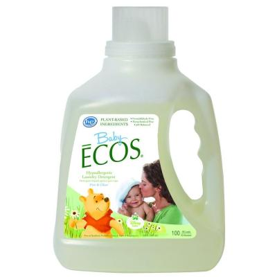 Earth Friendly Products 100 oz. Disney Baby Free and Clear Liquid Laundry Detergent