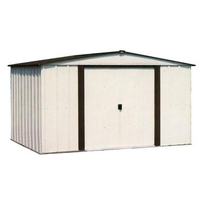 Newburgh 10 ft. x 8 ft. Metal Storage Building Product Photo