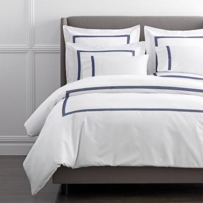 Hewett Legends® Hotel Egyptian Cotton Sateen Duvet Cover