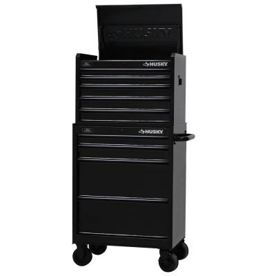Husky 27 in. W 9-Drawer To..