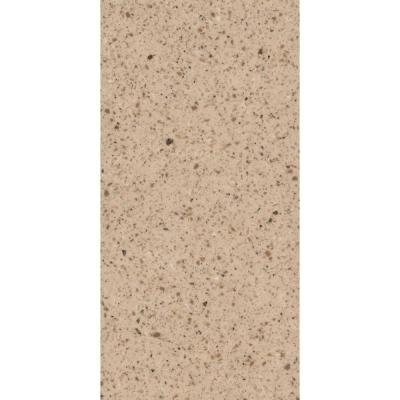 2 in. Solid Surface Countertop Sample in Bellany