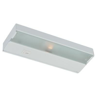 home depot under cabinet lighting lighting 18 in xenon matte white cabinet 16500