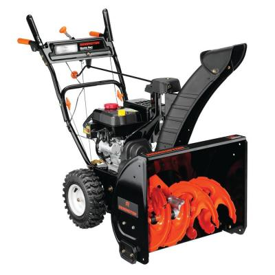 RM2460 24 in. 208 cc Two-Stage Electric Start Gas Snow Blower