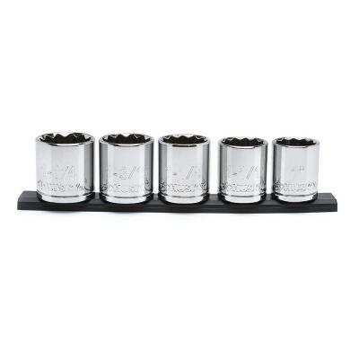 1/2 in. Drive SAE X-Large Socket Set (5-Piece)