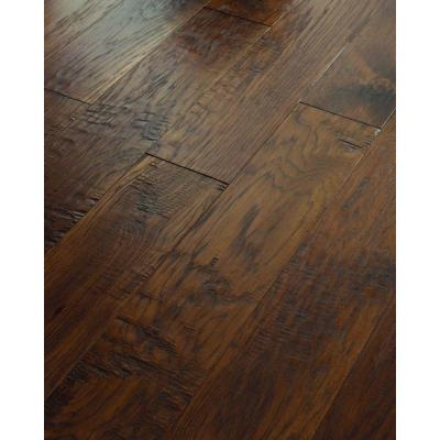Shaw Old City Cisco Hickory 3/8 in. Thick x 6-3/8 in. Wide x Varying Length Engineered Hardwood Flooring (25.40 sq.ft./case)