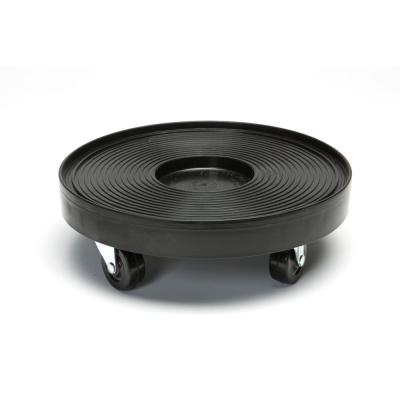 null 12 in. Plant Dolly Black