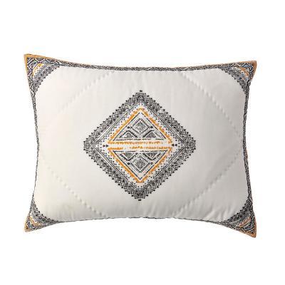 Tiles Geometric Cotton Sham