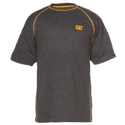 Performance Men's Cotton/Polyester Short Sleeve T-Shirt