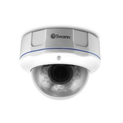 Wired 960TVL Ultimate Optical Zoom Indoor/Outdoor Dome Camera Product Photo