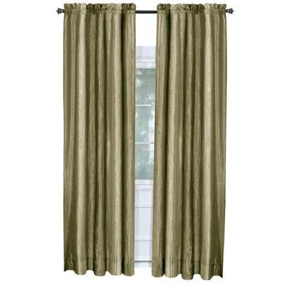 Sage Ombre Curtain Panel - 50 in. W x 63 in. L Product Photo