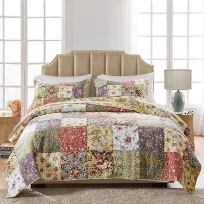 Blooming Prarie Quilt Set