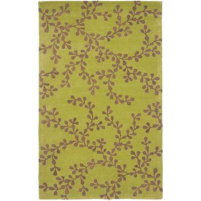 Artistic Weavers Creighton Lime 8 ft. x 11 ft. Area Rug
