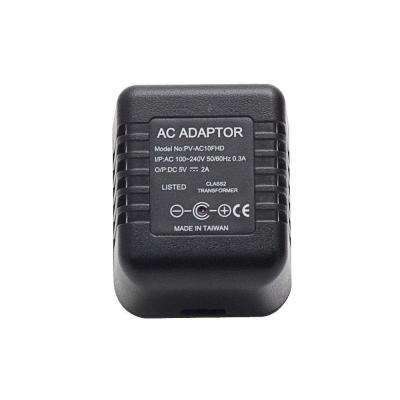 HD Resolution Power Adapter Product Photo
