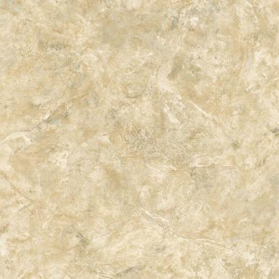 The Wallpaper Company 56 sq. ft. Neutral Marble Wallpaper
