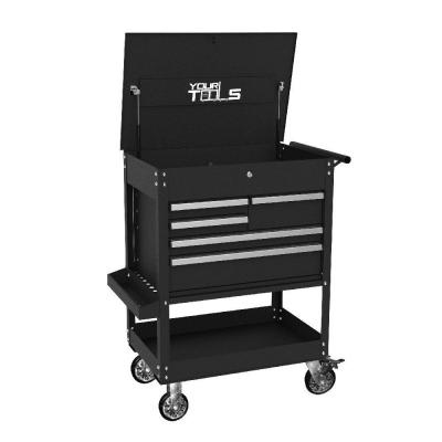 42 in. Rolling Tool Chest, Black