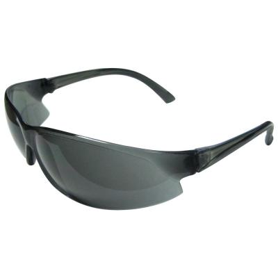 ERB Superbs Eye Protection Gray/Gray Temple/Frame and Gray Lens