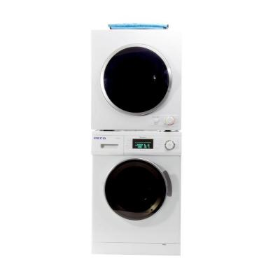 Deco Washer and Compact Standard Dryer Set