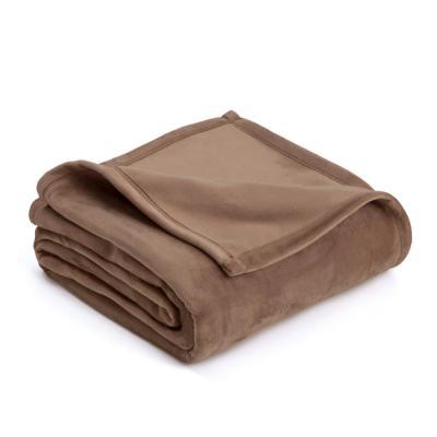 Plush Desert Polyester Blanket