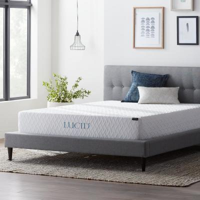 10 in. Gel Memory Foam Mattress - Medium