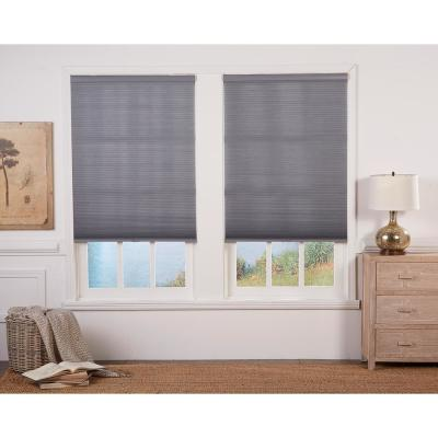 Cordless Light Filtering Double Cellular Shade