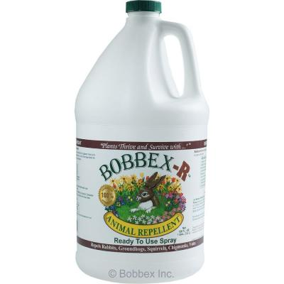 1 Gal. Bobbex-R Animal Repellent Ready-to-Use Refill