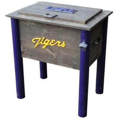 Country Cooler 54 qt. LSU Tigers Cooler