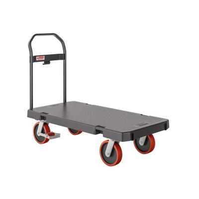 1000 lb. Capacity 24 in. x 48 in. Standard Duty Platform Truck Product Photo
