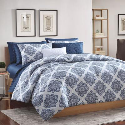 Amelia Cotton Sateen Comforter Set