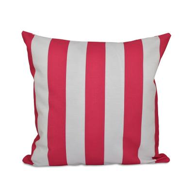 16 x 16 inch Classic Stripes Decorative Pillow