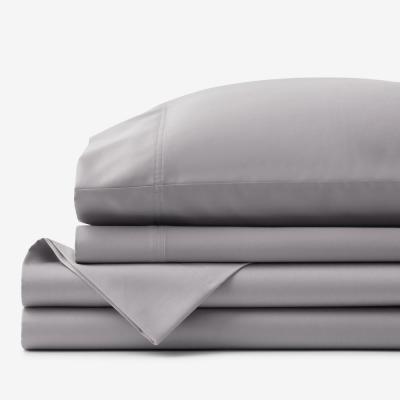 Legends Hotel Wrinkle-Free Supima Cotton Sateen Sheet Set