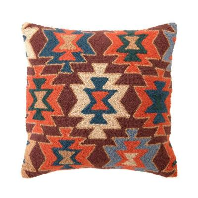 Home Decorators Collection 18 in. Kilim Koda Hook Pillow