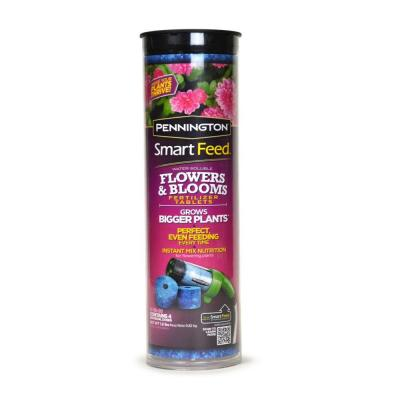 Pennington 1.8 lbs. Smart Feed Flowers and Blooms Fertilizer Tablets (4-Count)
