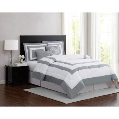 Raynes Hotel Microfiber Comforter Set
