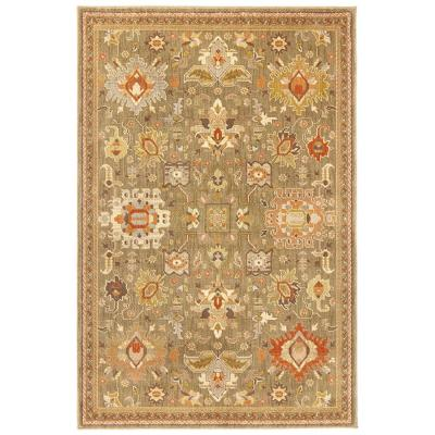 Grayson Green 7 ft. 10 in. x 10 ft. Area Rug