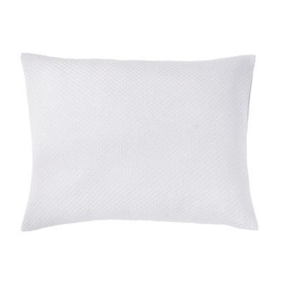 Sophia Collection Diamond Design Cotton Blend Pillow Sham