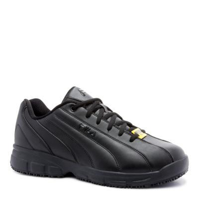 Men's Memory Niteshift Slip Resistant Athletic Shoes - Soft Toe