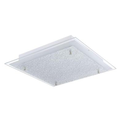 Priola Matte Nickel LED Ceiling Light Product Photo