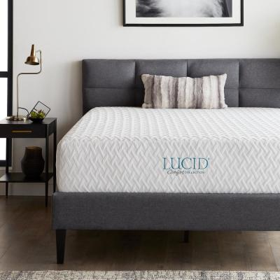 12 in. SureCool™ Memory Foam Mattress with Gel Infusions