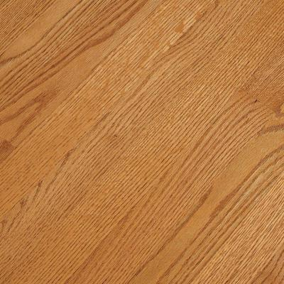 Bruce Laurel Butterscotch Oak 3/4 in. Thick x 3-1/4 in. Wide x Random Length Solid Hardwood Flooring (22 sq. ft. / case)