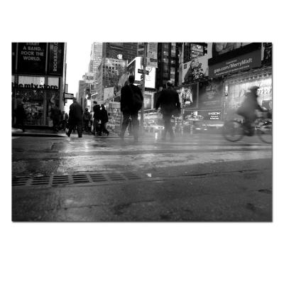 null 22 in. x 32 in. 44th Street Canvas Art