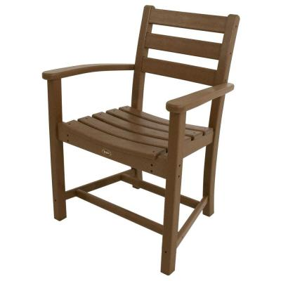Monterey Bay Tree House Patio Dining Arm Chair