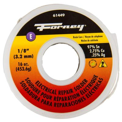 Forney Lead Free Rosin Solder