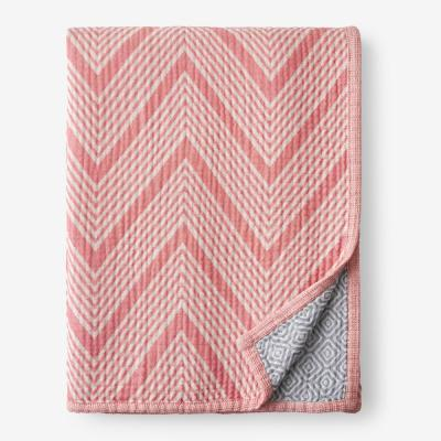 Livy Multicolored Cotton Woven Blanket