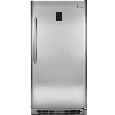 20.5 cu. ft. Frost Free Upright Freezer Convertible to Refrigerator in