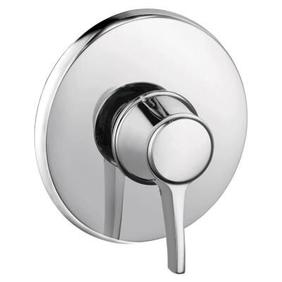 Metris C 1-Handle Pressure Balance Valve Trim Kit in Chrome (Valve Not Included) Product Photo