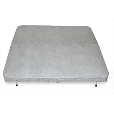 Core Covers 92 in. x 92 in. x 4 in. Spa Cover in Grey