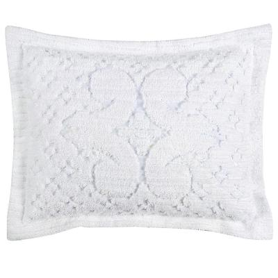Ashton Collection Medallion Design Cotton Pillow Sham