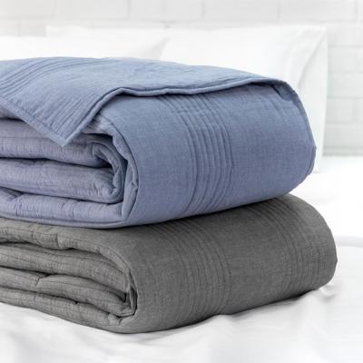 Landon Solid 200-Thread Count Cotton Quilt