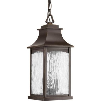 Maison Collection 2-Light Oil Rubbed Bronze Hanging Lantern