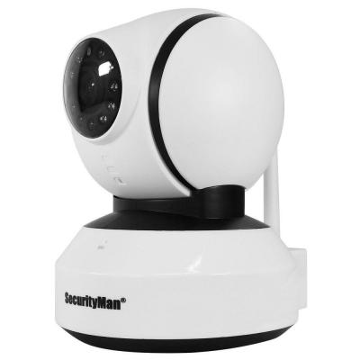 Add on Indoor Pan/Tilt Digital Wireless Security Camera Product Photo